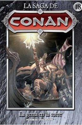 La saga de Conan (Cartoné, 128 páginas) #18