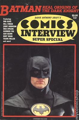 Comics Interview Super Special: Batman