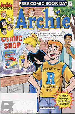 Archie - Free Comic Book Day 2004