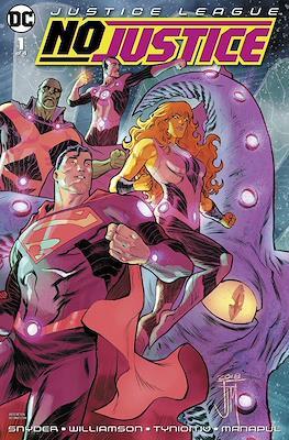 Justice League: No Justice (2018) Grapa #1
