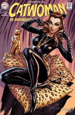 Catwoman 80 Aniversario: Súper Espectacular de 100 Páginas (Portadas Variantes)