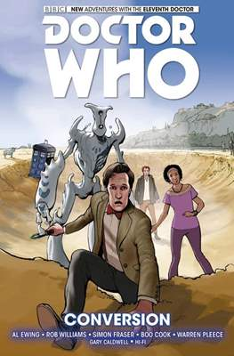 Doctor Who: The Eleventh Doctor (Hardcover) #3