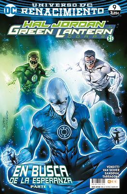 Green Lantern. Nuevo Universo DC / Hal Jordan y los Green Lantern Corps. Renacimiento (Grapa) #64/9
