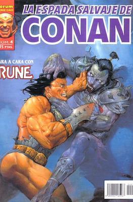La Espada Salvaje de Conan (1996-1997) vol. II (Grapa. 48 páginas. B/N.) #4