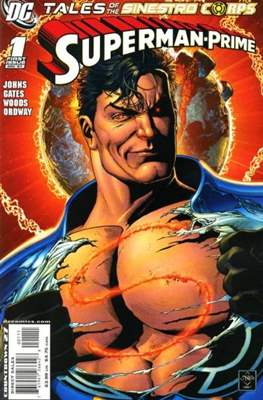Tales of the Sinestro Corps: Superman Prime (2007)
