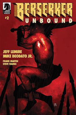 Berserker Unbound (Variant Cover) (Comic Book) #2