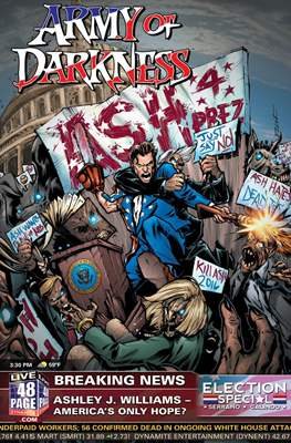 Army Of Darkness: Ash For President