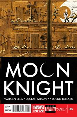 Moon Knight Vol. 5 (2014-2015) #5