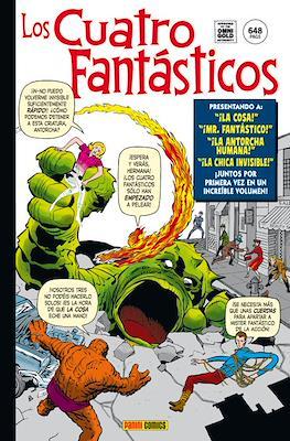 Los Cuatro Fantásticos. Marvel Gold (Omnigold) (Cartoné) #1