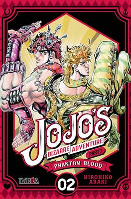 JoJo's Bizarre Adventure - Part I: Phantom Blood (Rústica con sobrecubierta) #2