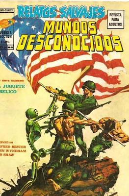Relatos salvajes (1974-1980) (Grapa y rústica 84 pp) #4