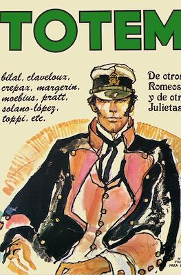 Totem (Rústica. 92 a 84 pp) #21
