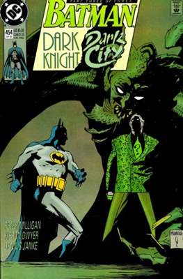 Batman Vol. 1 (1940-2011) (Comic Book) #454