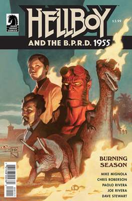 Hellboy and the B.P.R.D. (Comic-book) #20