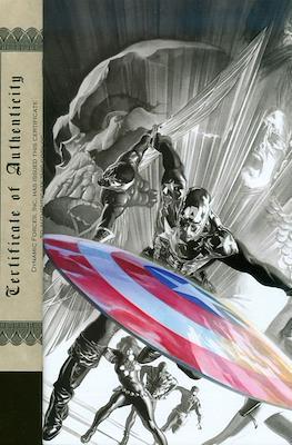 Captain America Vol. 5 (2005-2011 Variant Cover) (Comic Book) #600.2