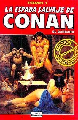 La Espada Salvaje de Conan el Bárbaro. Edición coleccionistas (Rojo)