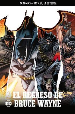 DC Comics - Batman, la leyenda #32
