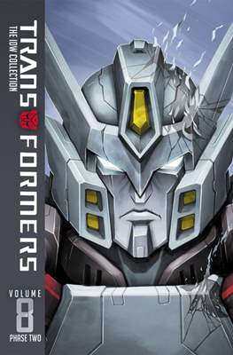 Transformers: The IDW Collection Phase Two (Hardcover 332-356 pp) #8
