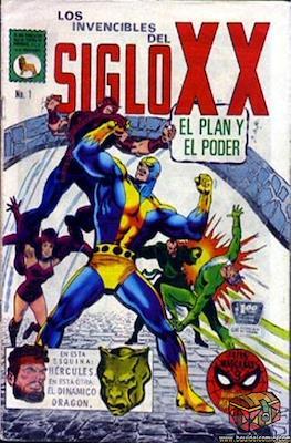 Los Invencibles del Siglo XX #1