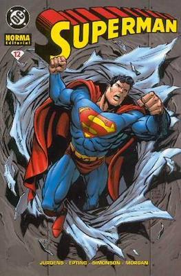 Superman (2001-2002) (Rústica) #12