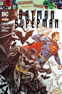 Batman / Superman. Nuevo Universo DC (Grapa) #33