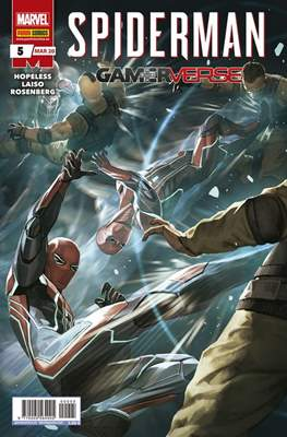 Spiderman: Gamerverse (2019-) #5