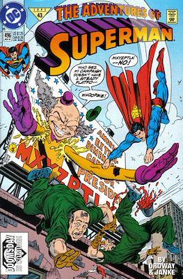 Superman Vol. 1 / Adventures of Superman Vol. 1 (1939-2011) (Comic Book) #496
