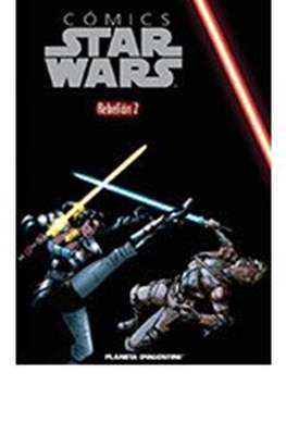 Star Wars comics. Coleccionable (Cartoné 192 pp) #38