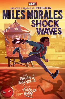 Miles Morales: Shock Waves, Marvel Scholastic