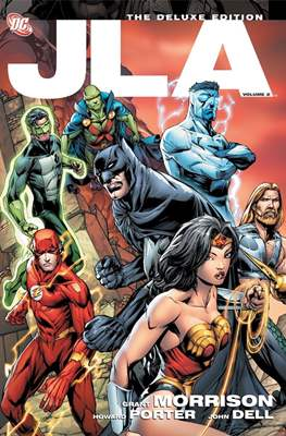 JLA Vol. 1 (1997-2006) The Deluxe Edition (Softcover 256-480 pp) #2