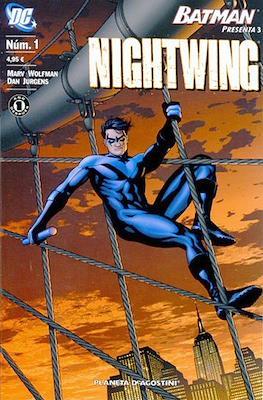 Batman presenta: Catwoman / Robin / Nightwing #3