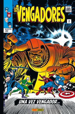 Los Vengadores. Marvel Gold. (Omnigold) (Cartoné) #2