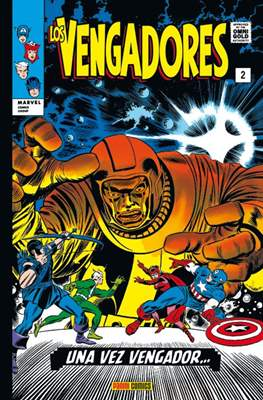 Los Vengadores. Marvel Gold. (Omnigold) #2