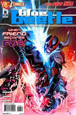 Blue Beetle Vol.9 New 52 #6