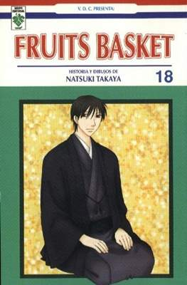 Fruits Basket (Rústica) #18