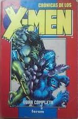 Crónicas de los X-Men