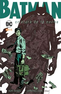 Batman: Criatura de la noche (Cartoné 216 pp) #