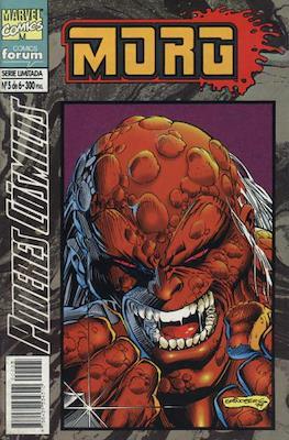Poderes Cósmicos (1994-1995) Vol. 1 (Grapa, 48 páginas) #5