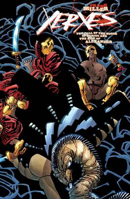 Xerxes: The Fall of the House of Darius and the Rise of Alexander (Comic Book) #4