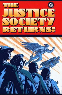 The Justice Society Returns! (2003)