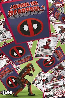 ¿Quieres ser Deadpool?