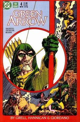Green Arrow Vol. 2 (Comic-book.) #4