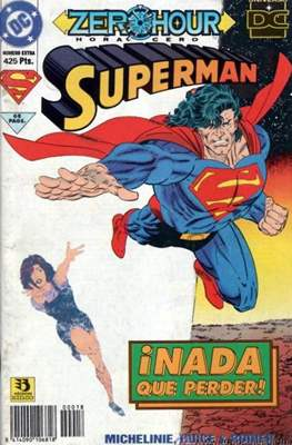 Superman (1993-1996) (Grapa, 48-72 páginas) #18