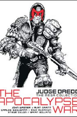 Judge Dredd: The Mega Collection #3