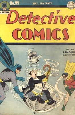 Detective Comics Vol. 1 (1937-2011; 2016-) (Comic Book) #99