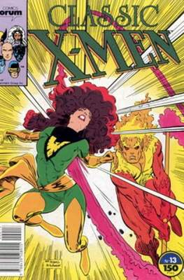 Classic X-Men Vol. 1 (1988-1992) (Grapa 32 pp) #13