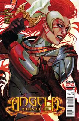 Angela: Queen of Hel #3