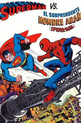 Supermán vs. El Sorprendente Hombre Araña (Spider-Man)