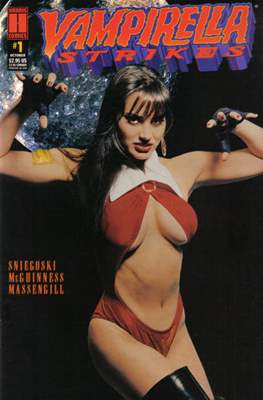 Vampirella Strikes (Variant Cover)