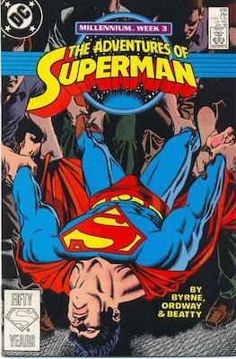 Superman Vol. 1 / Adventures of Superman Vol. 1 (1939-2011) (Comic Book) #436